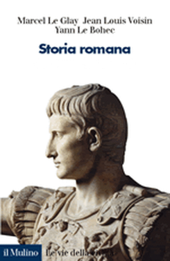 copertina Storia romana