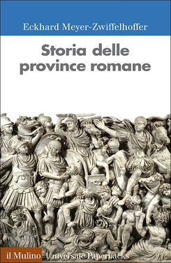 copertina Storia delle province romane