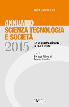 copertina Annuario Scienza Tecnologia e Società