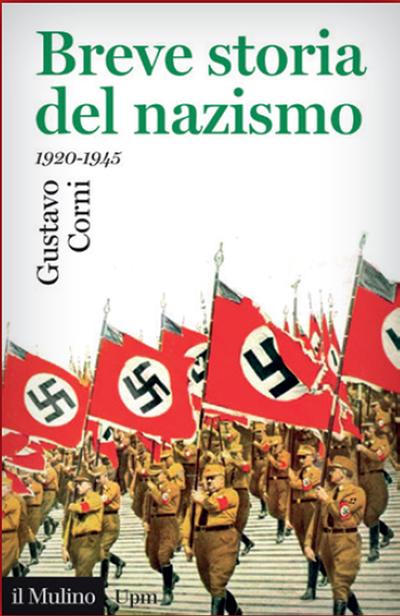 Copertina Breve storia del nazismo