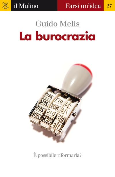 Cover La burocrazia