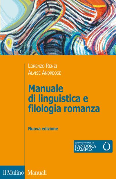 Cover Manuale di linguistica e filologia romanza