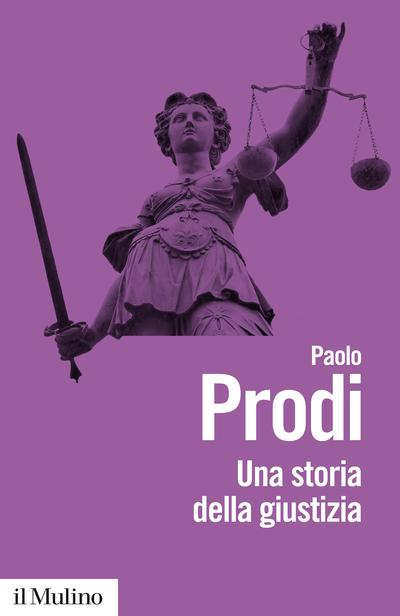 Cover Una storia della giustizia