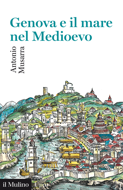 Copertina Genova e il mare nel Medioevo