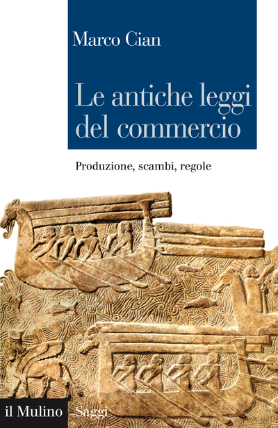 Cover The Ancient Laws of Commerce