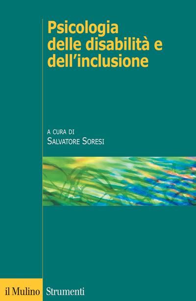 Cover Psicologia delle disabilità e dell'inclusione