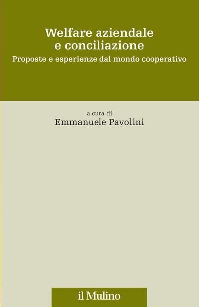 Cover Welfare aziendale e conciliazione