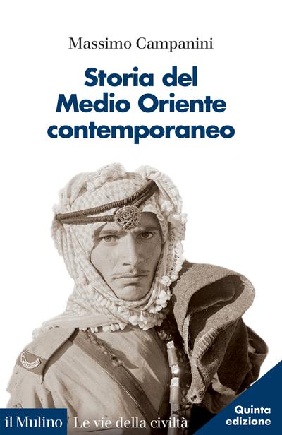 Cover Storia del Medio Oriente contemporaneo