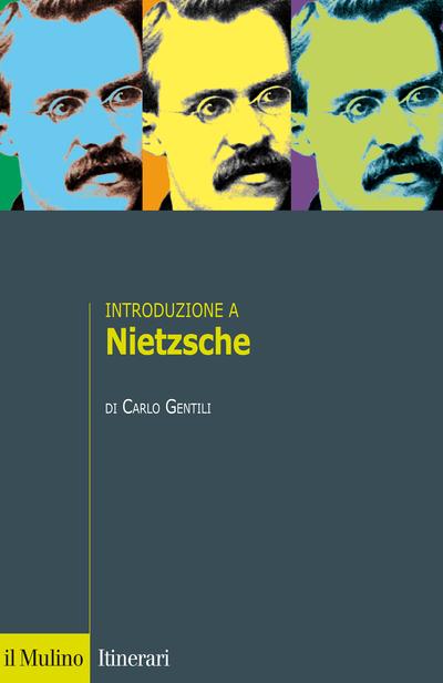 Cover Introduzione a Nietzsche