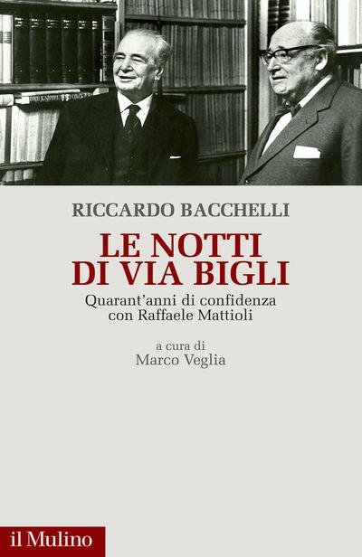 Cover Le notti di via Bigli