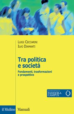 copertina Tra politica e società