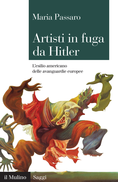 Copertina Artisti in fuga da Hitler