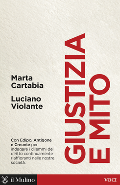 copertina Justice and Myths