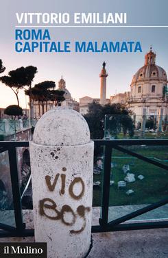 copertina Roma capitale malamata