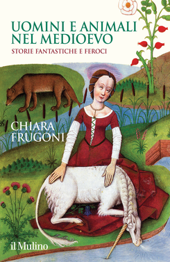 copertina Uomini e animali nel Medioevo