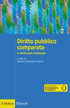 copertina Diritto pubblico comparato