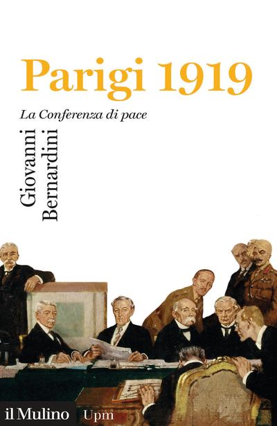 Cover Parigi 1919