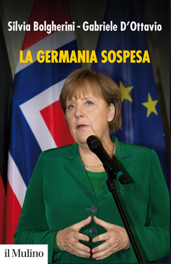 copertina La Germania sospesa