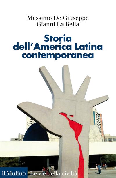 Cover Storia dell'America Latina contemporanea