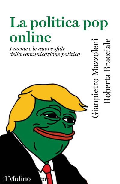 Cover La politica pop online