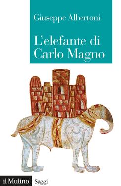 copertina Charlemagne's Elephant