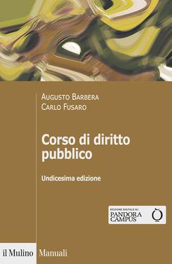 copertina Corso di diritto pubblico