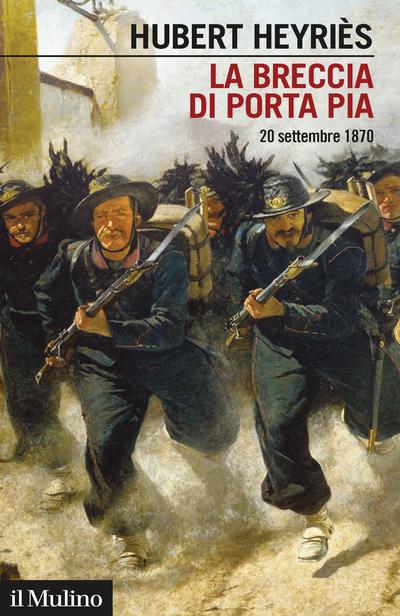 Cover La breccia di Porta Pia