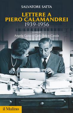 copertina Lettere a Piero Calamandrei 1939-1956